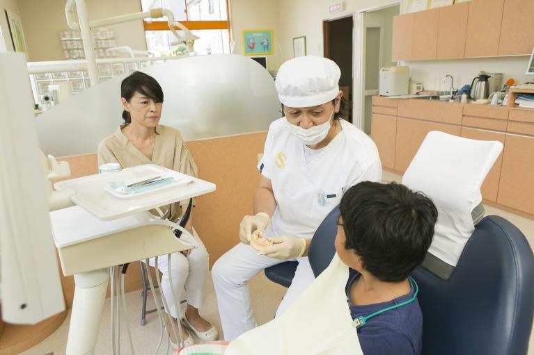 何歳から歯科医院に通えば良いか